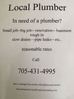 all plumbing issues.. RO/ Filters/Softeners etc