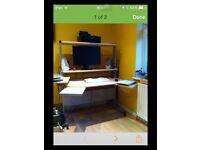 IKEA COMPUTER DESK
