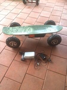 Fiik electric skateboard Erskine Park Penrith Area Preview