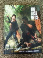 The Last of Us ART BOOK - Perfect Condition