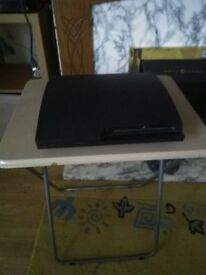 Ps3,150 gigabytes, and 40 games