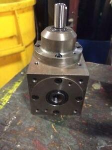 TANDLER HW00-III-1:1 Aluminum Réducteur à engrenage Ratio 1:1 usagé *AEVOS*