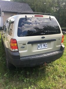 2006 Ford Escape Cuire VUS