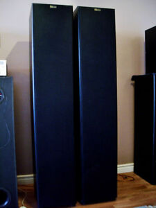 nuance HOME THEATER POWERED TOWER SPEAKERS Edmonton Edmonton Area image 8