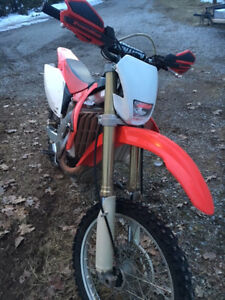 2008 CRF 450X  Reduced to $3800