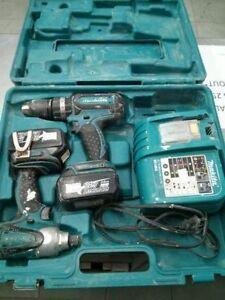 ////////// PERCEUSE 1/2 MAKITA 18VOLTS LITHIUM ////////// West Island Greater Montréal image 4