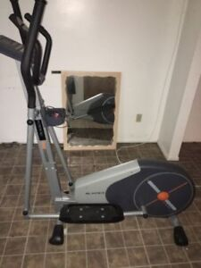 Bladez X350P Elliptical Trainer