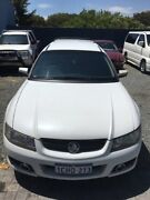 2006 Holden Commodore VZ MY06 SVZ White Automatic Wagon Mandurah Mandurah Area Preview