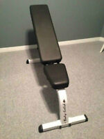 Body Solid Commercial Flat to Incline Adjustable Bench GFI21