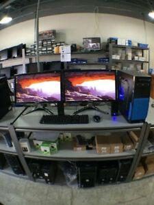 Edmonton Refurbished Desktop Computers start from $99