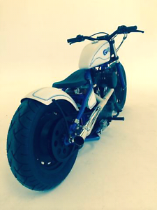 Custom harley Davidson sporster consider  trade for tenere Geelong Geelong City Preview