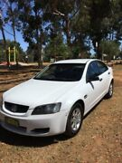 2007 Holden Commodore VE Omega White 4 Speed Automatic Sedan Yarrawonga Moira Area Preview
