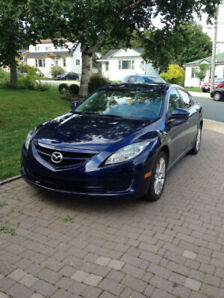 Mazda6 - Super Low Mileage, great condition