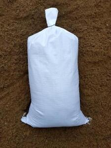 Filled Sandbags available