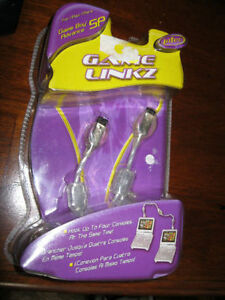 x  Intec Multi-Player Link Cable for Game Boy Advance and GBA SP