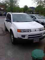2003 Saturn VUE SUV! Excellent Condition! Leather Interior!