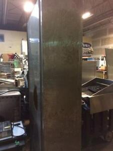 8' PIZZA VENT HOOD - GOOD USED CONDITION