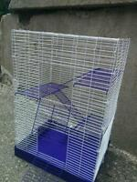 Ware hamster/SMALL rodent cage.