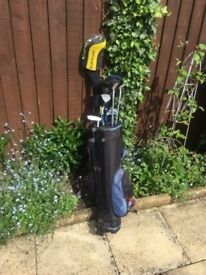 Set of Junior Golf Clubs for sale