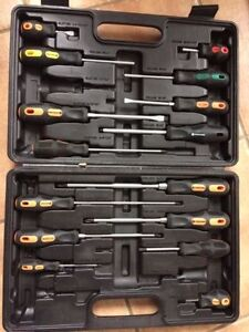 Pro Core Screwdriver Set
