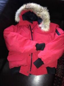 AUTHENTIC CANADA GOOSE RED JACKET - SIZE XXL