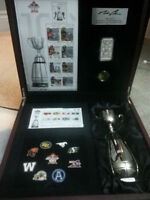 Can't make it to the Grey Cup! Then Get this!!! Fan Set Limited