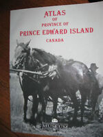 Atlas of Province of Prince Edward Island, Canada / Cummins Map