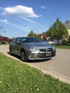 2016 Toyota Camry LE lease takeover