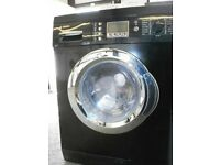 7kg Bosch digital washer dryer Black Edition low used. sold with 3 months guarantee