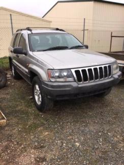 Jeep Cherokee 2002 petrol For Sale