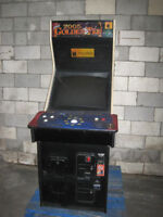 2005 Golden Fore Tee Arcade Machine