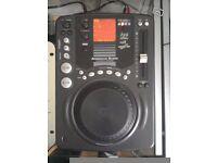 American Audio CDI 300 CDJ's DJ Decks x 2