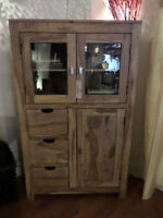 •SIDEBOARDS, CABINETS - WAREHOUSE CLEARANCE END OF STOCK