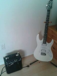 Ibanez Gio GRG140 With Amp And Accessories For Sale Cambridge Kitchener Area image 3