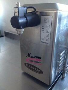 Used Mussana Hans Kratt Cream Whipping Machine