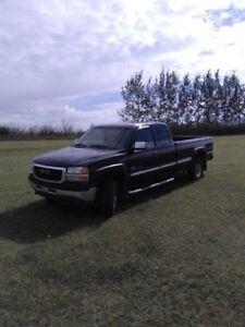 2002 GMC C/K 2500 Pickup Truck