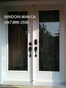 Iron Door Front Wrought  Save on Heat and Air