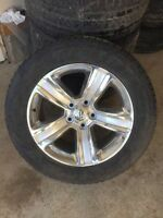 Brand New Take Off Dodge Ram Sport Rims and Tires!