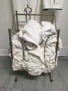 support à serviette