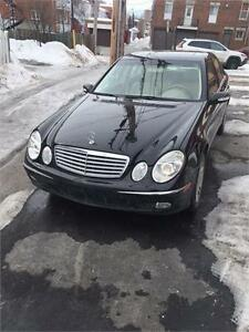 MERCEDES CLASSE E 320, FULL LOADED CUIR+ MAGS 1999$