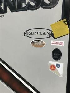 2018 Heartland Wilderness 2475BH