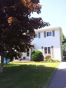 3 Bedroom Duplex For Rent in West Royalty - Available for August