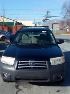 2006 Subaru Forester 2.5X AWD AUTO  116 KMS        SOLD