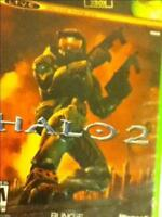 Selling 3 Xbox Games: Halo 2 | Halo 2: Map Pack| Wrestlemania