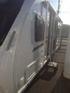 2015 Swift EXPLORER 620 MK2 Caravan Unanderra Wollongong Area Preview