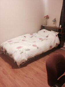 Room in east end available Sep 1 or sooner