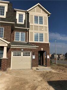 End Unit Freehold, With Private 2-Car Extra-Long Driveway