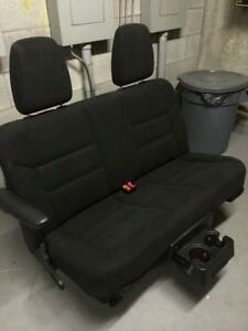 Mini-van bench seat - NEW