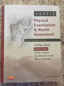 Physical Examination & Health Assessment 2nd Edn & Lab Manual