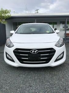 2017 Hyundai i30 GD4 Series II MY17 Active Polar White 6 Speed Sports Automatic Hatchback Mount Pleasant Mackay City Preview